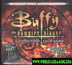 Buffy Class of 99 UNL Starter Box