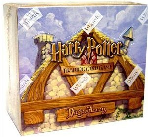 Harry Potter Diagon Alley Booster Box